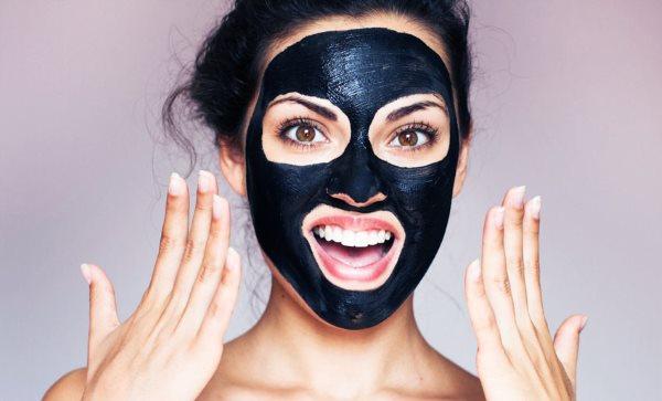 Как сделать черную маску в домашних условиях