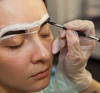 Что такое биотатуаж бровей, как делают окрашивание бровей хной