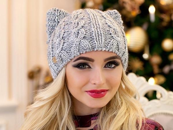 Как связать шапку спицами. Женская, мужская, детская шапка. Схемы вязания