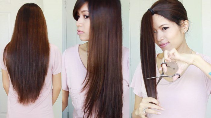 Как в домашних условиях подровнять волосы фото