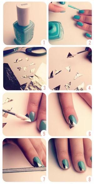 Френч шеллак, французский маникюр. Дизайн, фото. Как сделать ногти гель-лаком дома