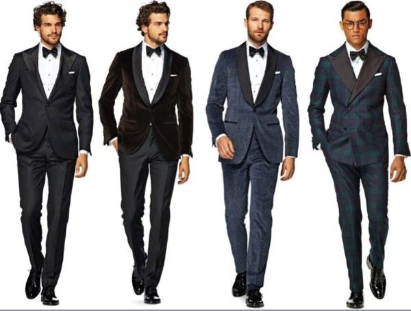 Блэк тай дресс код для женщин, мужчин в одежде. Стиль Black tie optional, фото