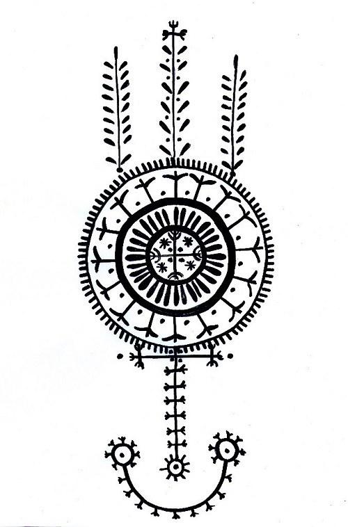 Как нарисовать сундук с сокровищами по схеме