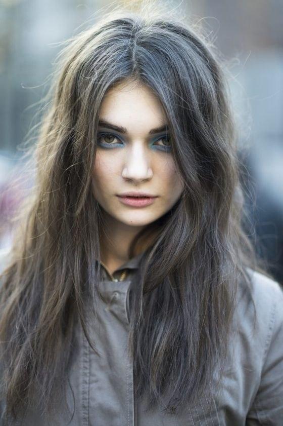 Цвет волос для светлой кожи и карих, голубых, серых глаз, зеленых. Фото