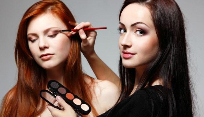 Все для профессионального макияжа в домашних условиях. Видео-уроки, как сделать, фото
