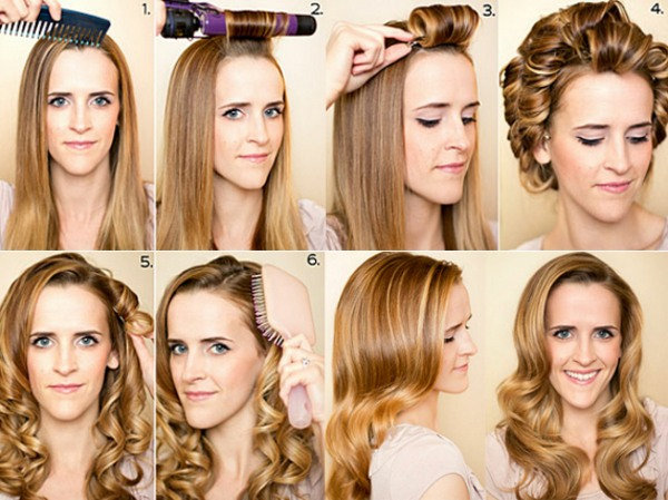Как сделать чтобы волосы не распадались на пробор