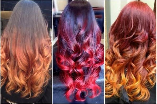 Как сделать омбре на русые волосы. Фото, инструкция для коротких, средних, длинных волос