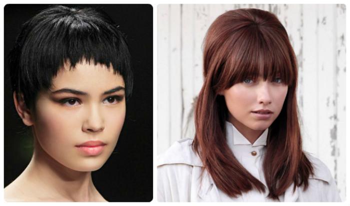 Женские стрижки на средние волосы с челкой. Фото модных стрижек для светлых, темных, рыжих волос