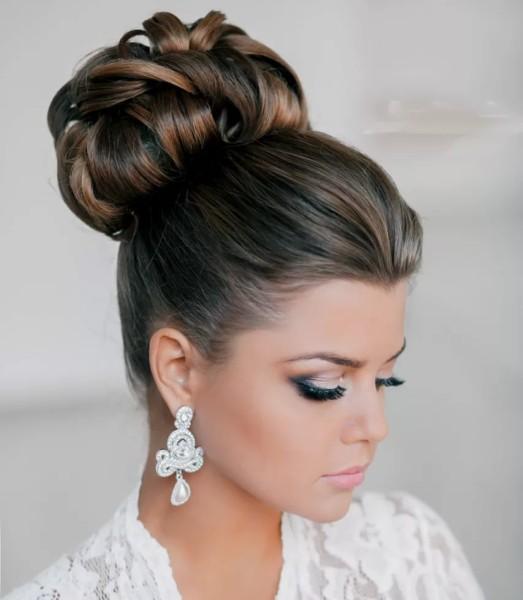 Прически на длинные волосы на каждый день. Модные красивые стрижки, челка, повседневные, вечерние, простые, фото