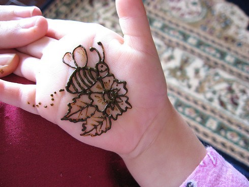 Рисунки на руке хной, тату мехенди для начинающих, легкие эскизы, узоры