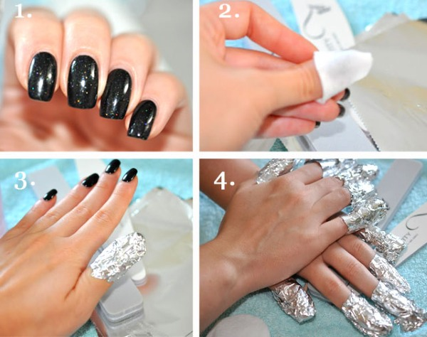 Ногти шеллак в домашних условиях дизайн 2