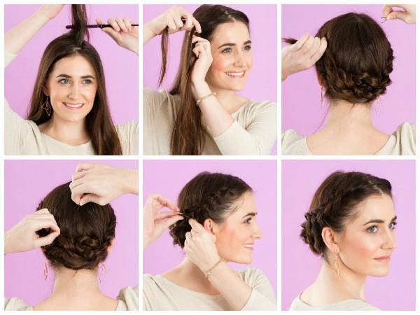 Простые прически на каждый день за 5 минут своими руками на средние, длинные, короткие волосы
