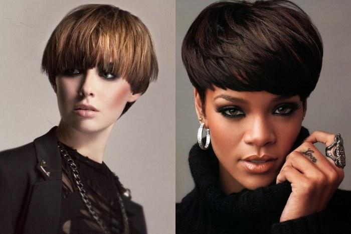 Стрижки на короткие волосы 2018 для женщин. Фото