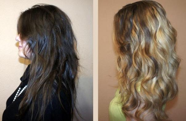 Брондирование волос - оттенки на темные волосы, как сделать в домашних условиях на длинные, короткие волосы. Фото