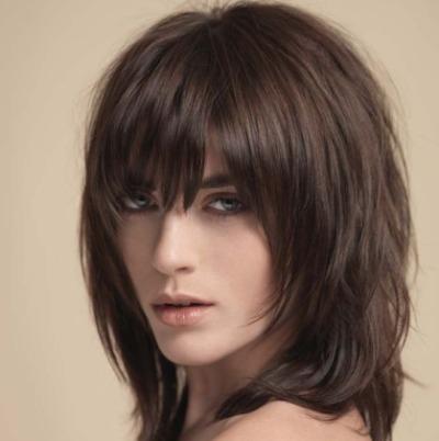 Красивые стрижки волос не требующие укладки