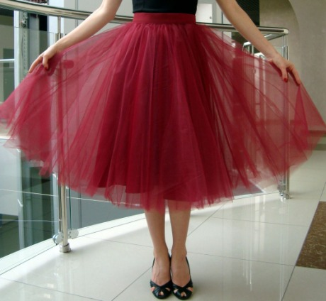 skirt-of-tulle-with-their-hands-master-class-17 Юбка из фатина для девочки своими руками