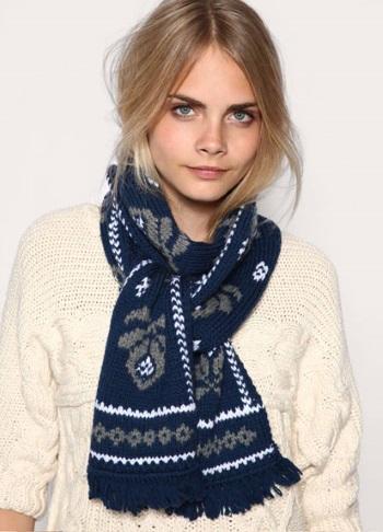 Как красиво завязать шарф на шее. Способы для женщин и мужчин, фото и видео