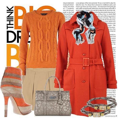Красный цвет - сочетание с другими цветами в одежде женщины, что означает, с чем носить, кому идет