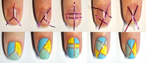 Маникюр на короткие ногти. Фото, дизайн, гель лак кошачий глаз, френч, классический, амбре, зима, весна, лето, осень