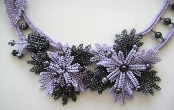 Плетение из бисера для взрослых и детей. Интересные схемы с фото для начинающих