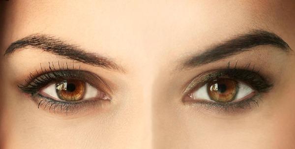 Как делают татуаж глаз с растушевкой: этапы процедуры. Татуаж глаз — сколько держится? Татуаж глаз с растушевкой: фото до и после, отзывы