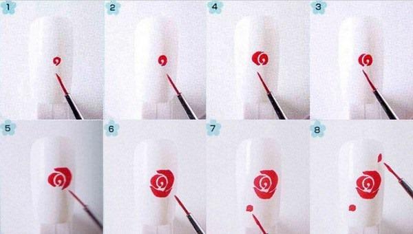 Маникюр гель лаком пошагово в домашних условиях лампой и без. Идеи с фото для начинающих