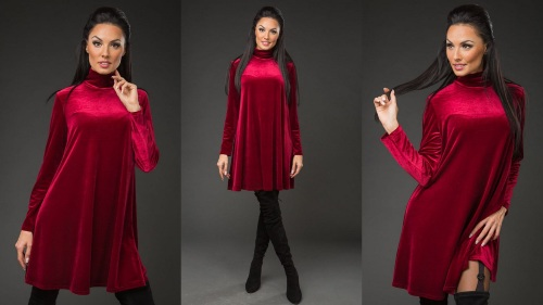 Платья из бархата: фасоны и фото. Для молодежи и женщин, беременных. Тренды моды 2018