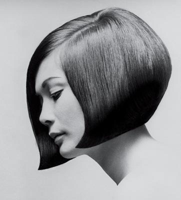 Стрижка Сессон на средние волосы. Фото 2019, вид спереди и сзади, с челкой. Как выглядит, как стричь