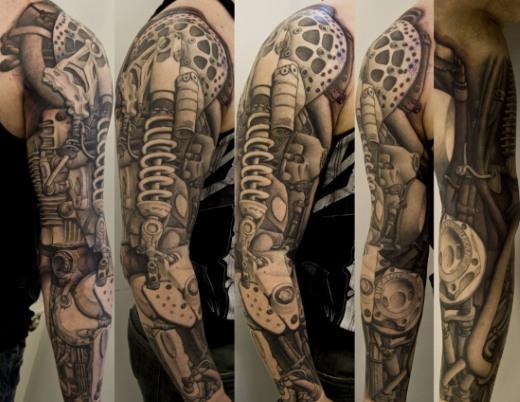 Татуировки для мужчин на плече: славянские, кельтские узоры, надписи, со смыслом силы и добра, черно-белые и цветные
