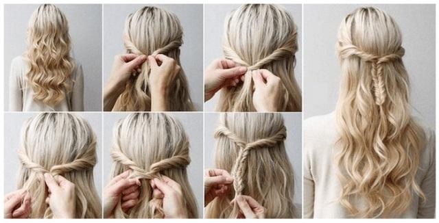 Деловые прически на длинные и средние волосы для женщин на каждый день. Кому подходят, как выглядят. Фото