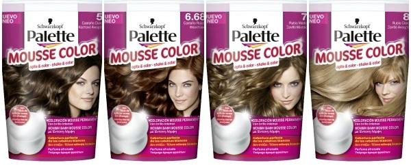 Светло-каштановый цвет волос краски Гарньер, Эстель, Лореаль, Капус, Палет, Игора. Палитра, фото на волосах