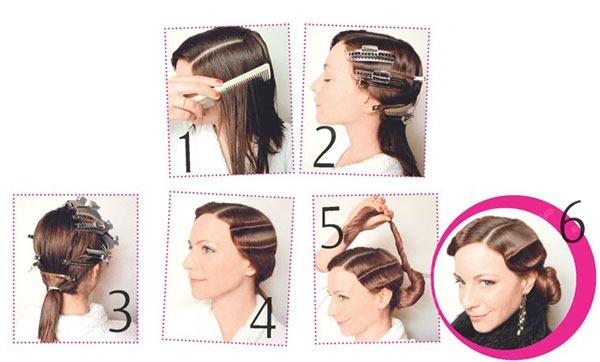 Как сделать лёгкие волны на волосах. Пошагово с фото в домашних условиях