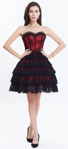 Платье с корсетом и пышной юбкой, короткие, летние, в пол. Модные модели для девочек и женщин