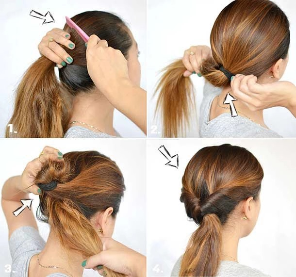 Причёски в школу за 5 минут на средние, длинные, короткие волосы. Как сделать быстро самой себе, простые и красивые