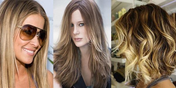 Темное мелирование на светлые волосы. Кому подходит, как подобрать цвет и сделать окрашивание в домашних условиях
