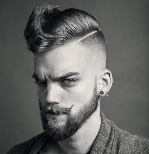 Модные мужские стрижки 2018 на короткие волосы. Модные новинки и названия, молодежные для подростков. Видео уроки, как стричь