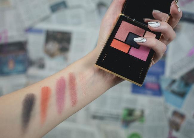 Тени для век Yves Saint Laurent (Ив Сен Лоран): 5 цветов, жидкие, моно, однушки, матовые. Палитра цветов, отзывы