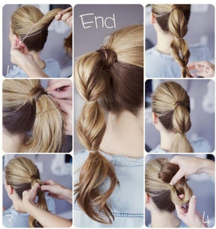 Быстрые причёски на длинные волосы. Фото: красивые, повседневные, простые на каждый день. Как сделать быстро и легко