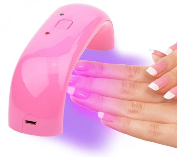 Лучшие лампы для сушки ногтей: УФ или лед? Как выбрать, особенности применения