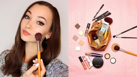 Кисточки для профессионального макияжа. Виды, фото, описание набора. Как правильно пользоваться, чем мыть, чистить