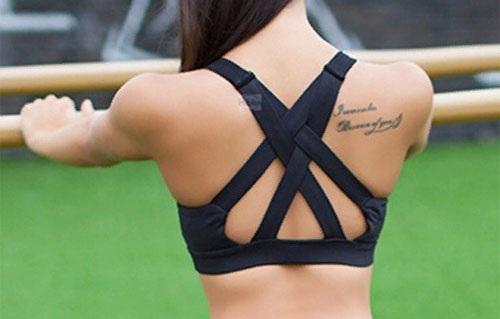 Спортивное белье для женщин, компрессионная одежда для фитнеса, тренировок, аэробики: бюстгальтеры, топы, трусы