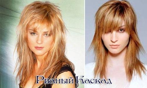 Красивые стрижки на длинные волосы с челкой и без, для круглого лица, блондинок и брюнеток