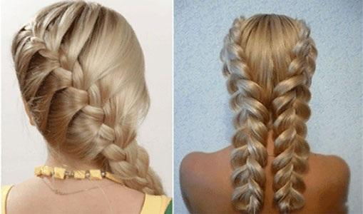 Легкие прически на средние волосы. Фото простые, красивые на каждый день, быстрые повседневные, вечерние, праздничные