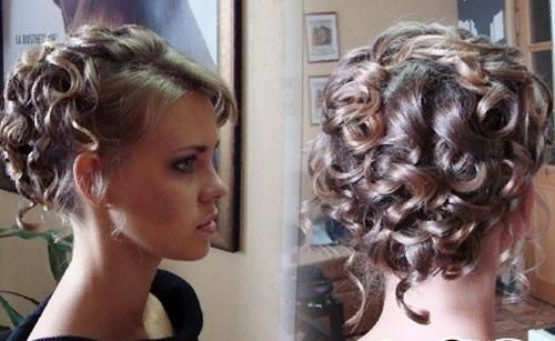 Праздничные прически на средние волосы. Как сделать своими руками пошагово для женщин легкие, простые и красивые