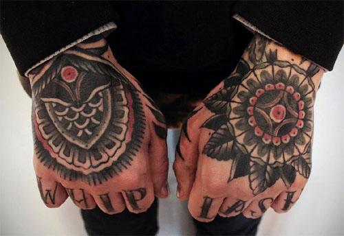Тату на кисть руки для мужчин, девушек. Фото, эскизы, надписи, картинки со смыслом, идеи татуировок и их значение