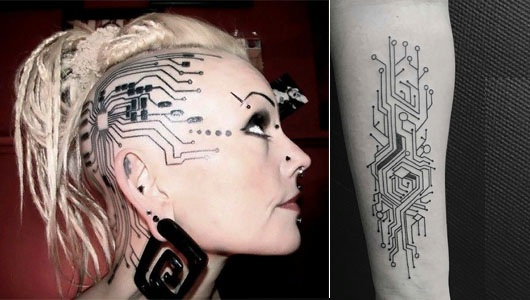 Татуировки на ребрах (боку) у девушек. Идеи, фото, эскизы, значение и описание