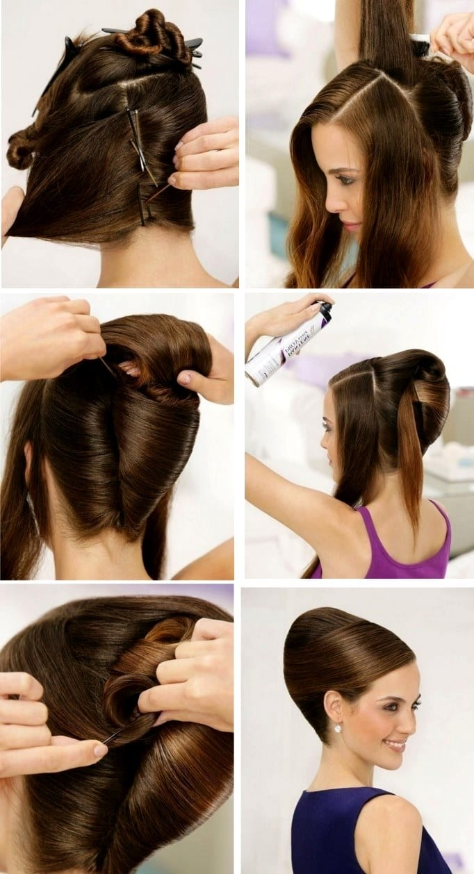 Женские прически на короткие волосы. Красивые на праздник, выпускной, свадьбу, вечеринку, Новый год. Как сделать пошагово, фото