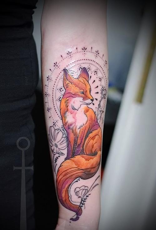 Татуировки на руку для девушек. Эскизы, узоры, надписи с переводом, смыслом. Значение тату
