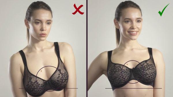 Бюстгальтер размеры по буквам и цифрам. Таблица, как определить размер, объем груди, подобрать чашечки для 1, 2, 3, 4, 5 женского бюста