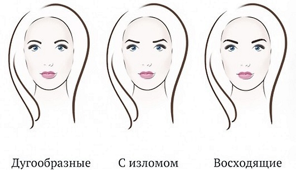 Как красиво сделать брови: ровные, темнее, гуще, светлее. Самостоятельная коррекция
